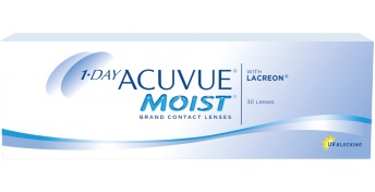 1-DAY ACUVUE® MOIST produktbild